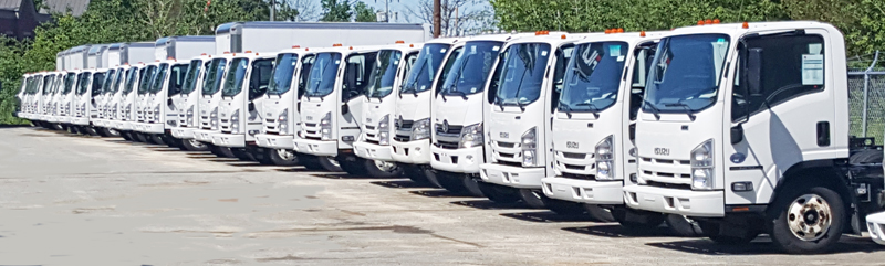 new isuzu trucks commercial truck sales